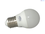 ARGUS LIGHT LED - E27 - G45 - 5,5W - 490lm - WW-teplá