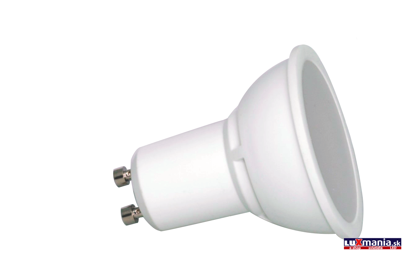 ARGUS LIGHT LED - GU10 - 6,0W - 525lm - NW-neutrálna
